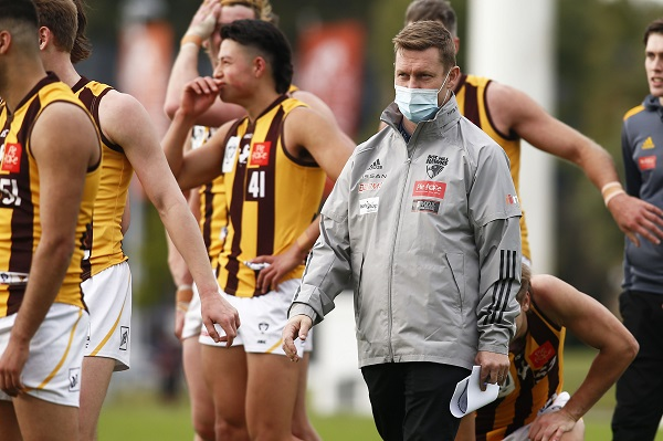 Article image for 'Ask Clarko and the club': Sam Mitchell on Clarkson's early exit