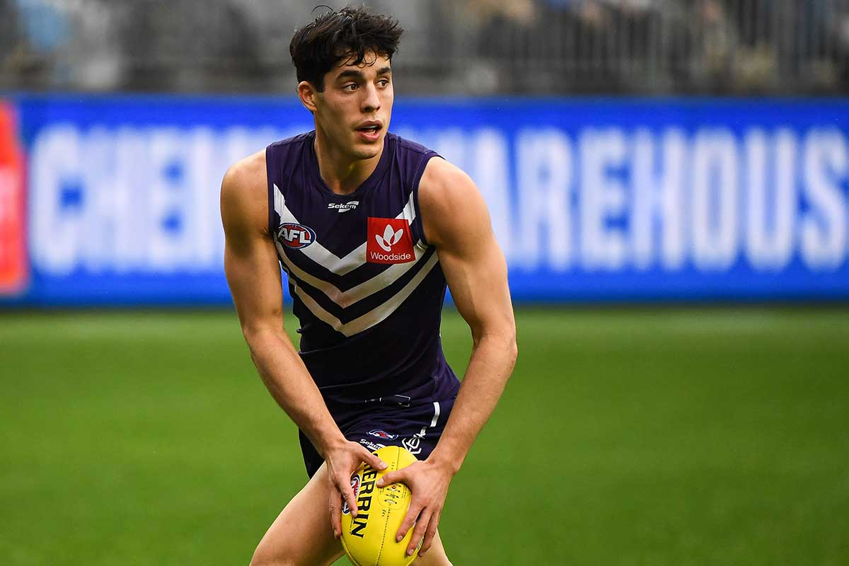 Article image for Fremantle young gun officially requests trade