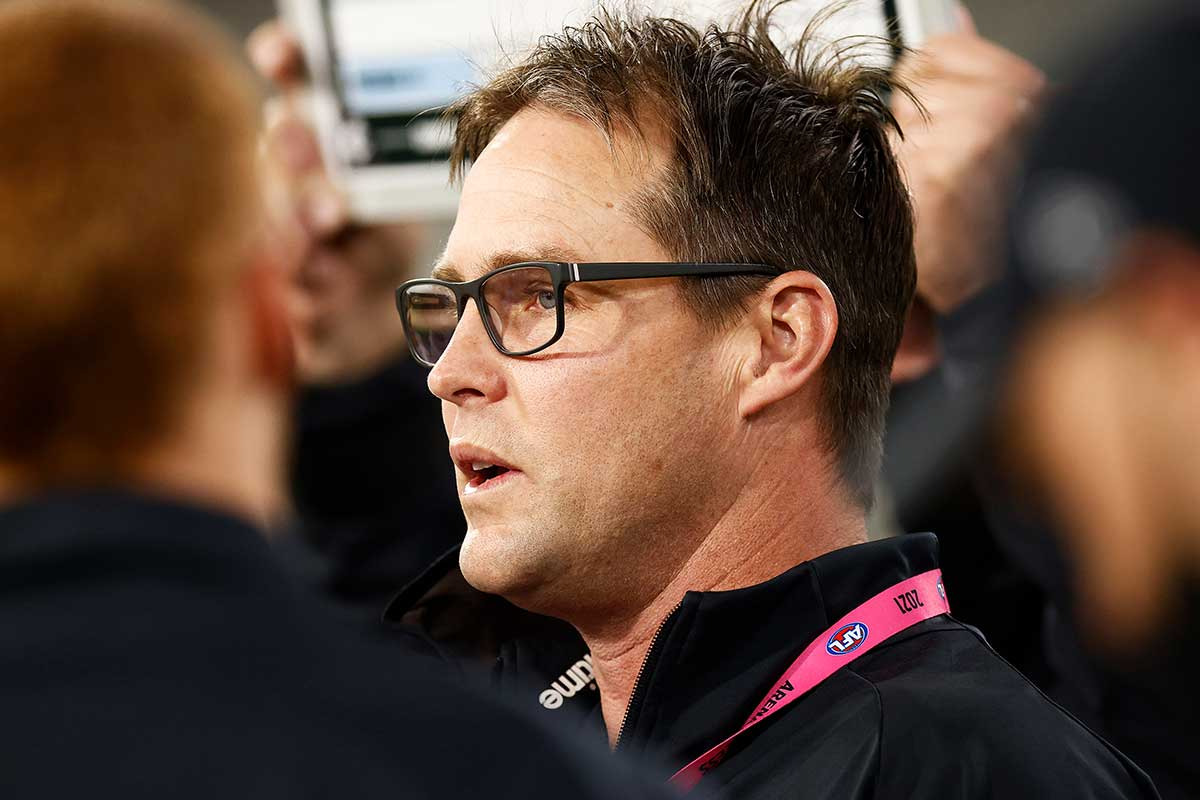 Article image for Sam McClure details the 'big changes' coming at Carlton