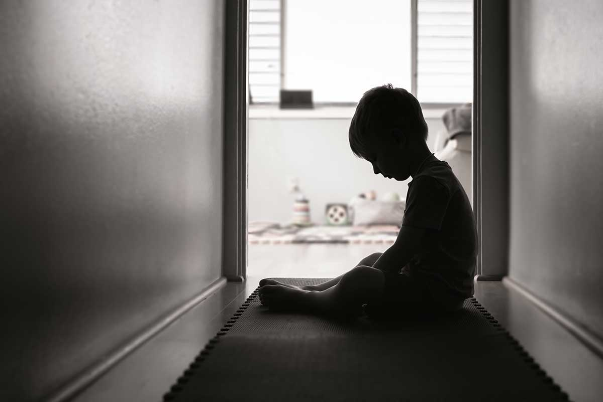 Article image for Doctor reveals the disturbing damage being done to kids in lockdown