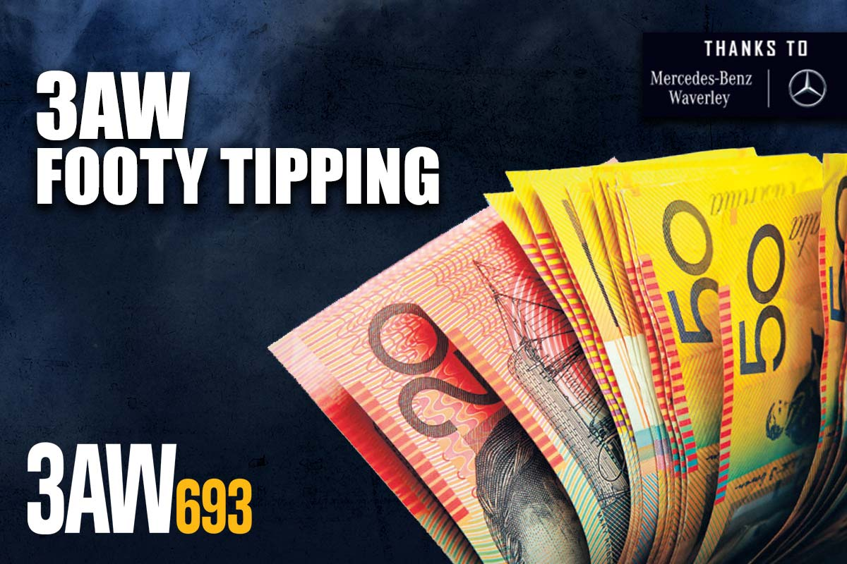 Article image for The 2021 3AW Footy Tipping winner is revealed!