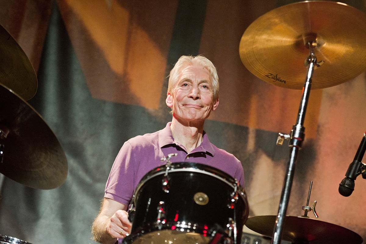 Article image for The 'curious sound' of Rolling Stones drummer Charlie Watts