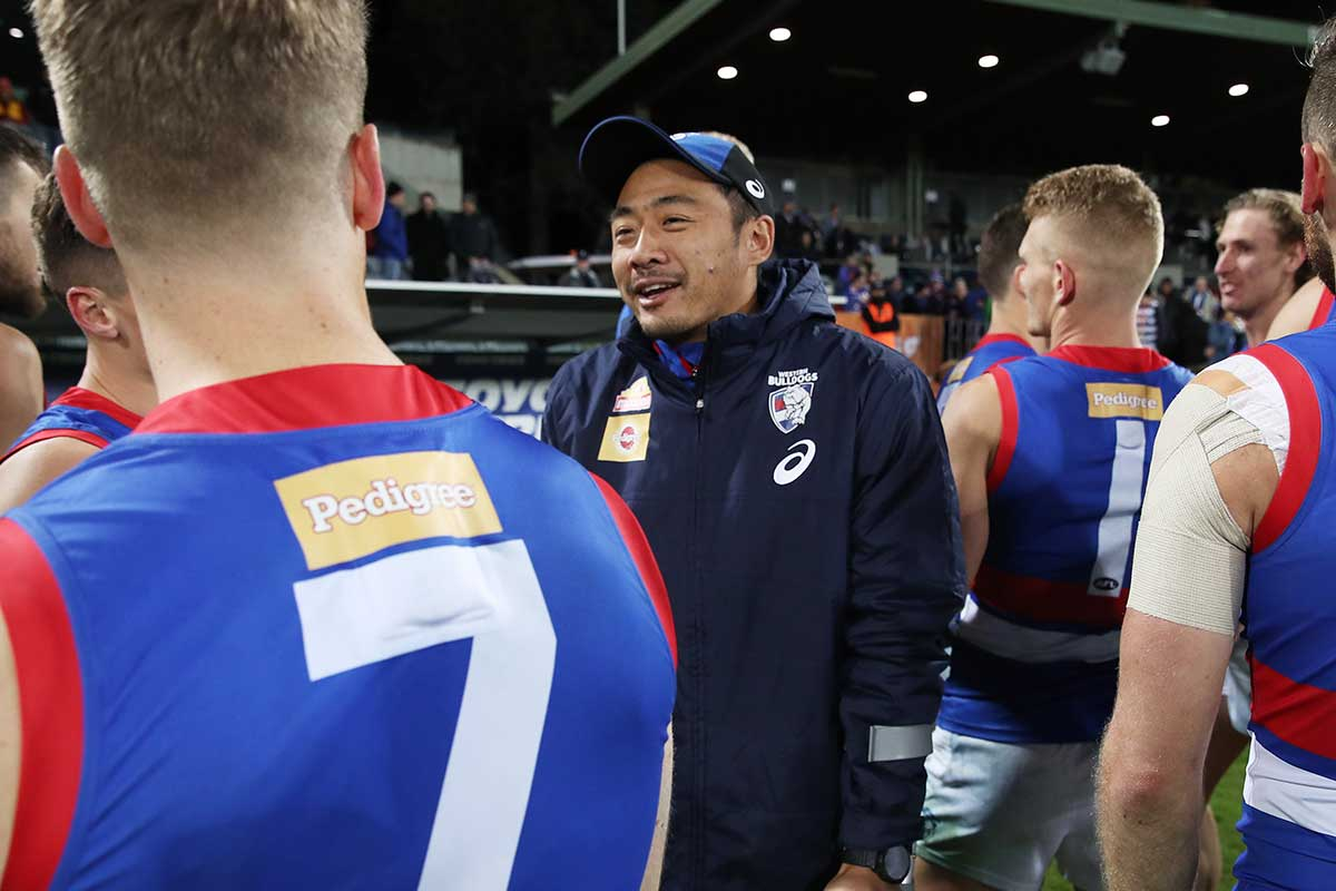 Article image for Injury-plagued Western Bulldog announces retirement